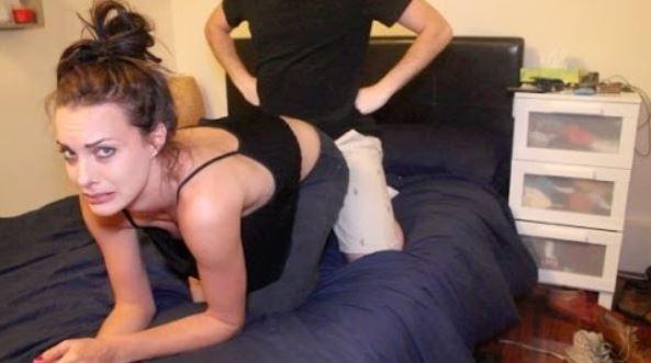 Černé prdel sex video