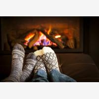 Krásné večery v pohodlí a teple domova