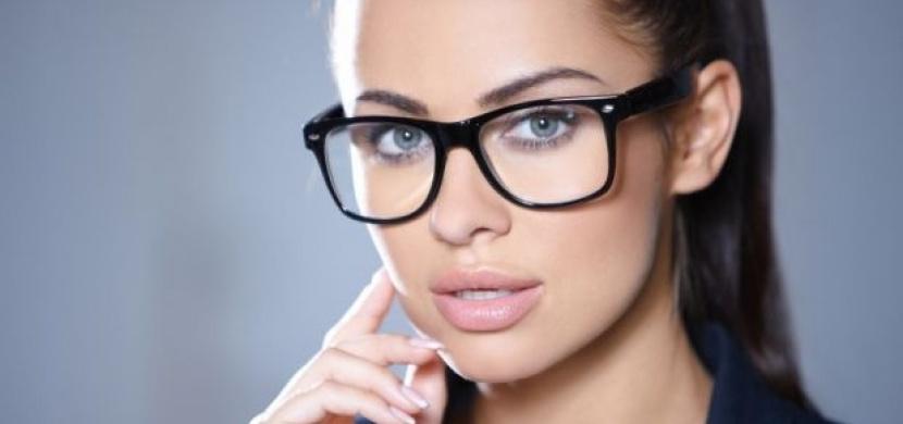 Líčení k brýlím