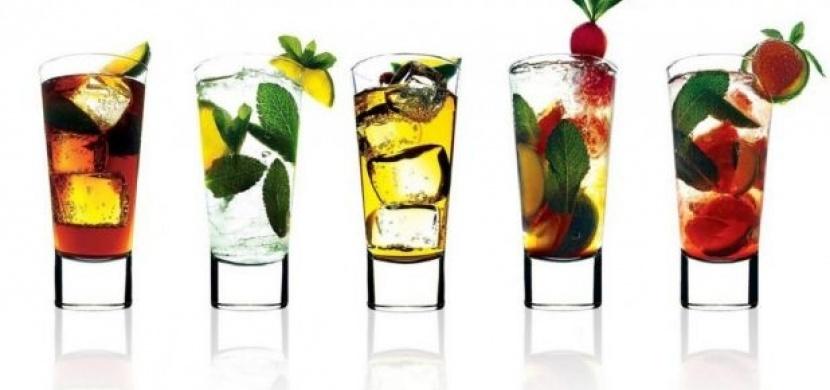 Letní alkoholové osvěžení