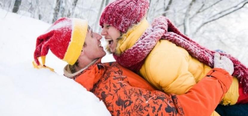 30 tipů na sex v zimě