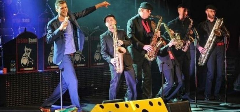 Kulturní tip týdne: Vojtěch Dyk & B-Side Band Agrotec tour 2012
