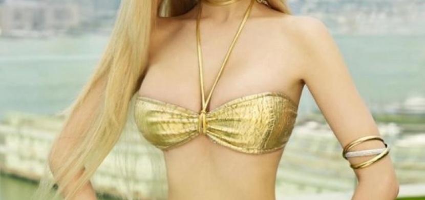 Živá Barbie Valeria Lukyanova
