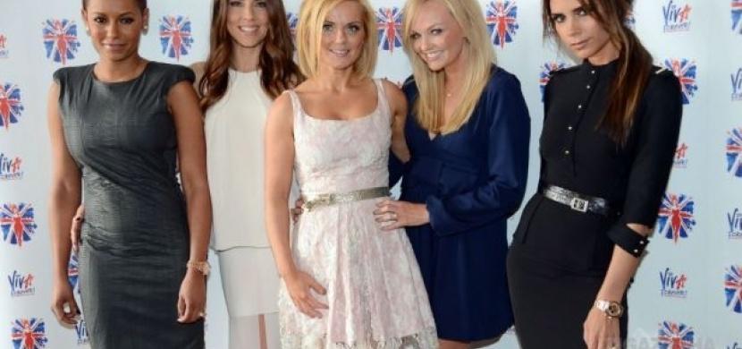 Tak šel čas se Spice Girls