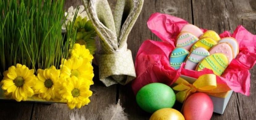 Velikonoční perníčky klasické i moderní