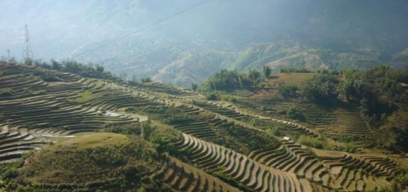Vietnam: daleko na severu v oblasti Sa Pa