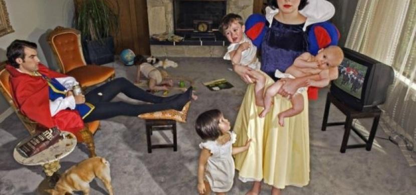 Padlé princezny: Jak by vypadal dnešní život Disney princezen?