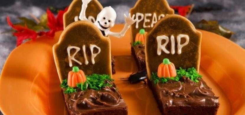 Halloweenské jídlo, aneb 15 nechutně lahodných dobrot