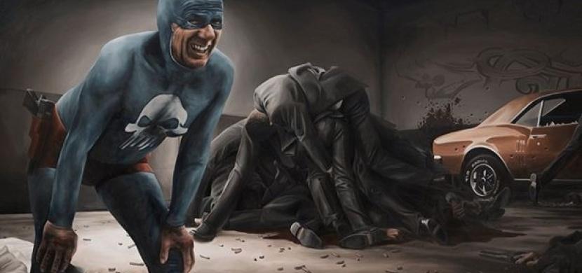 Čtenářka píše: Anonymní superhrdina trochu jinak.