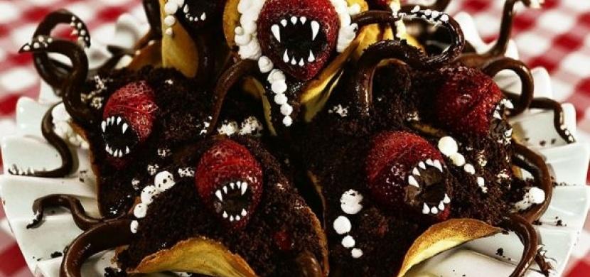 Christine McConnell a její děsivé dorty