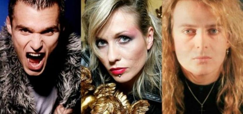Česká hudba 90. let vám protrhne ušní bubínky