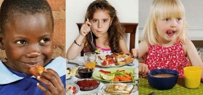 Co snídají děti ve světě?