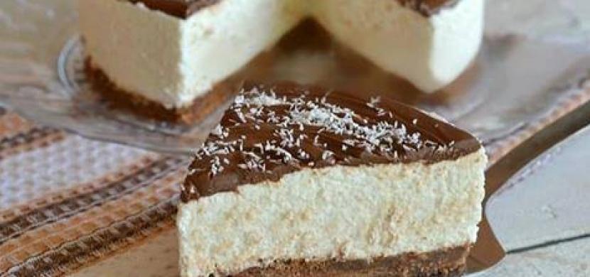 Tento jednoduchý nepečený domácí cheesecake s Nutellou si jednoduše zamilujete!