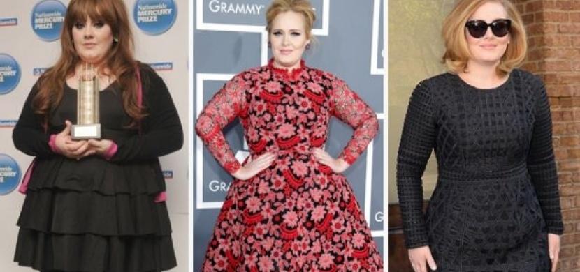Jak šel čas s Adele? Z oplácané kuličky módní ikonou