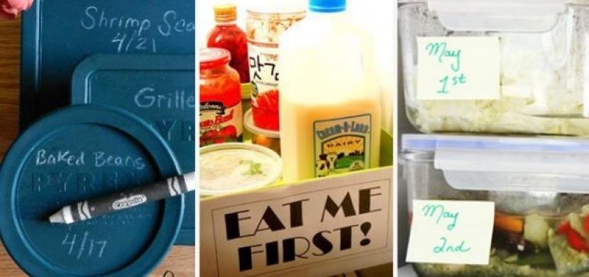 Hromadí se vám v lednici zbytky jídla? Poradíme vám, jak se s nimi vypořádat