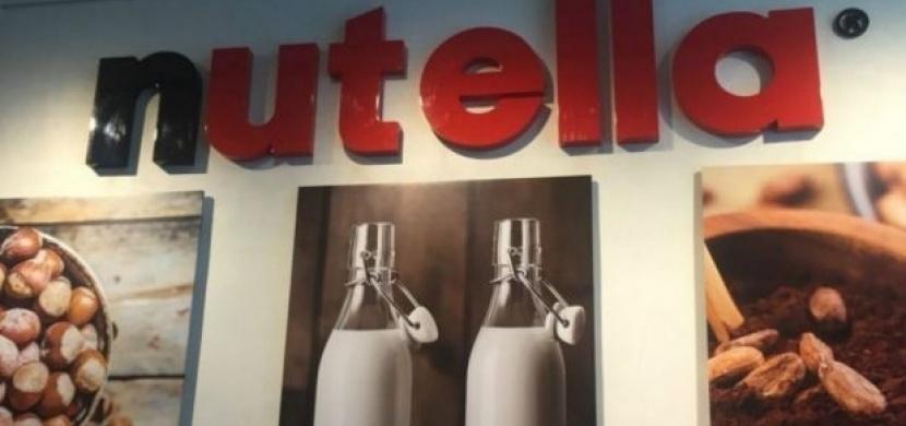 Otevírá se první Nutella bar!