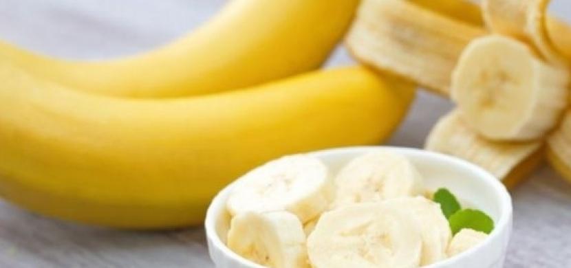 Jezte dva banány denně a zbavte se všech neduhů!
