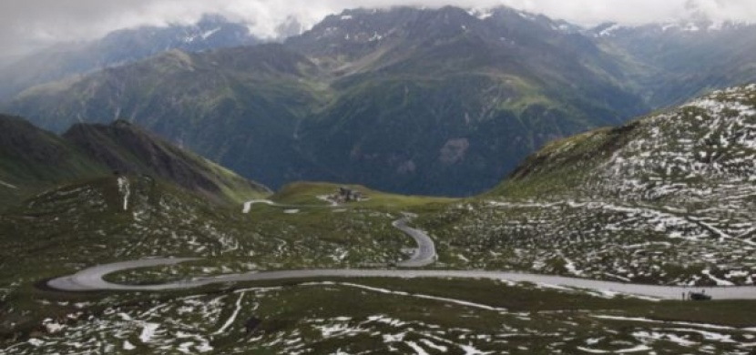 Rakousko: Serpentinami až ke Grossglockneru