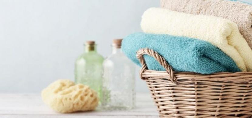 Konec zasmrádlým ručníkům. Díky tomuto triku budou jako nové!