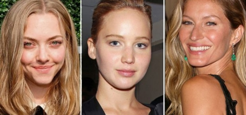 Tyhle celebrity si troufly na červený koberec i bez make-upu. Které sluší přirozená krása nejvíce?