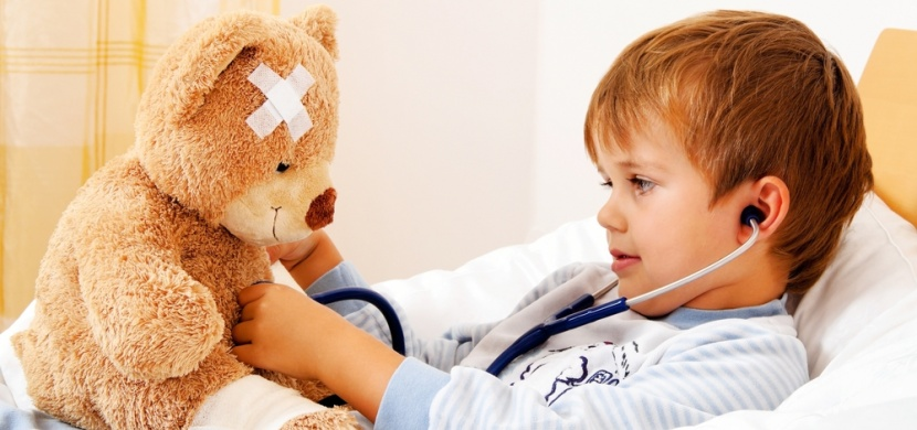 Jak dítěti srazit horečku? Bude vám stačit starý chleba!