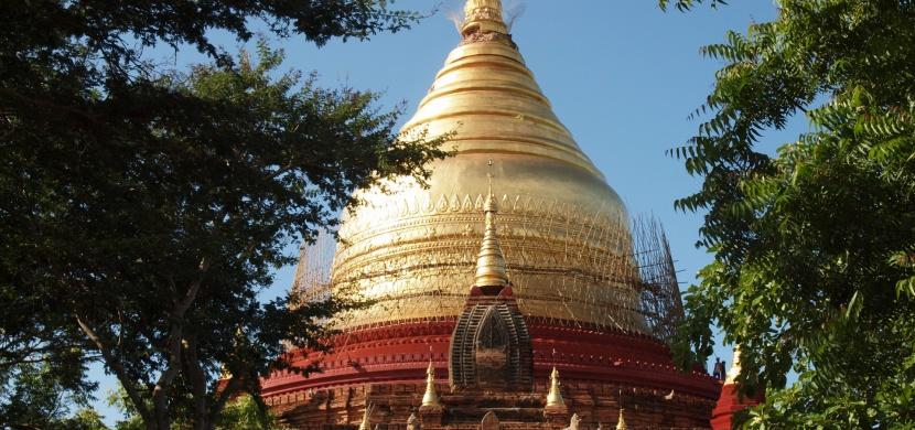 Barma: nejpozoruhodnější místo Asie