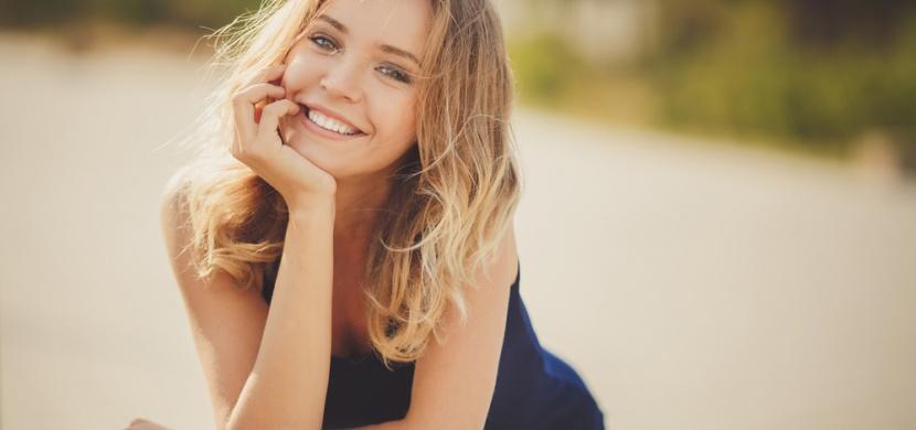 10 způsobů, jak být šťastná