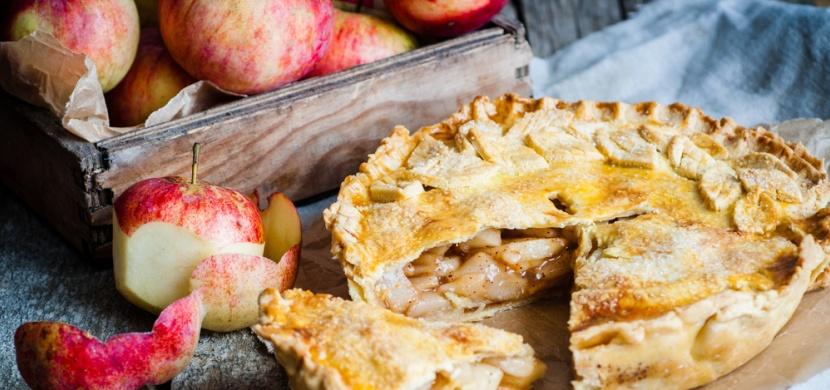 Recepty od maminky: Jablkový koláč se sněhem
