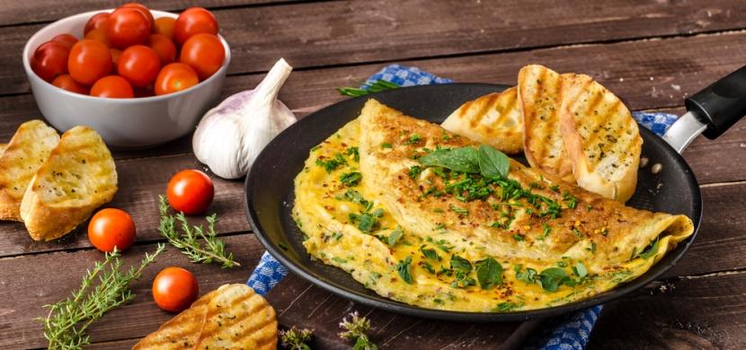 Recepty od maminky: Omelety co dům dal