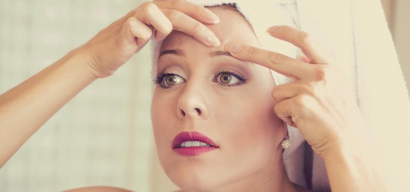 Pleťová maska z 3 ingrediencí vás zbaví akné jednou provždy