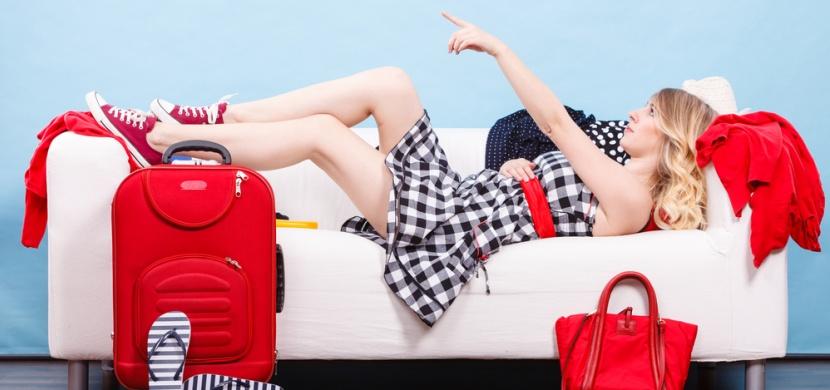Vyrazte na dovolenou s perfektně sbaleným zavazadlem