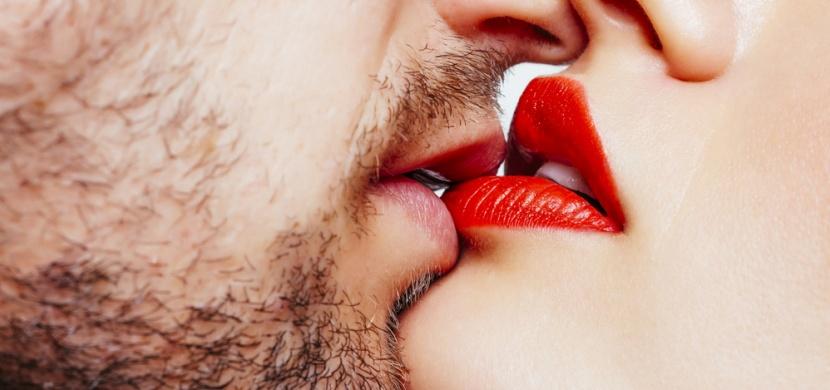 Tato méně známá fakta o líbání vás příjemně překvapí!