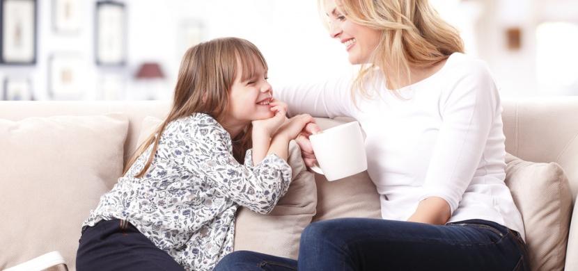 Věty, které bychom měli říkat svým dětem každý den