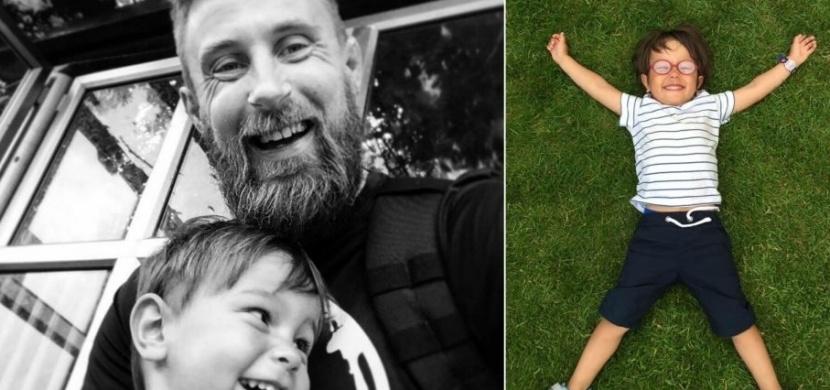 Po smrti svého 3letého syna napsal seznam deseti věcí, na které by neměl zapomínat žádný rodič...