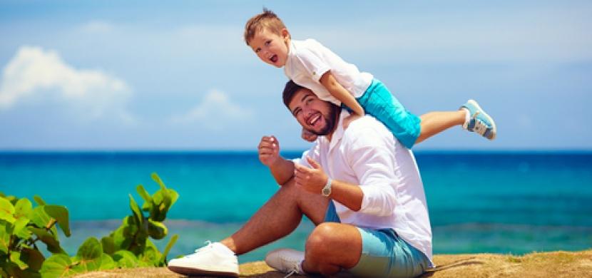 Proč jsou tátové důležití v životě každého syna