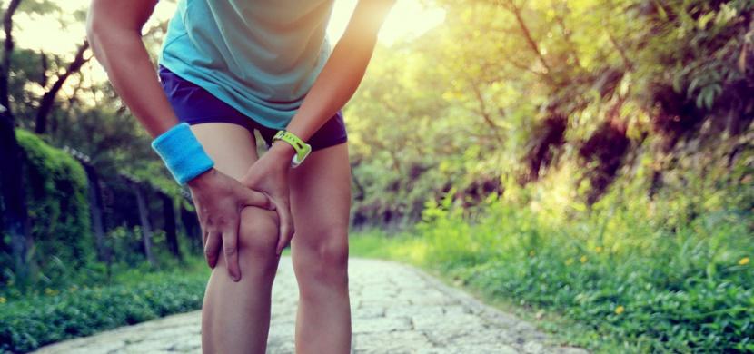 Bolesti kolene jako projevy psychosomatických poruch?