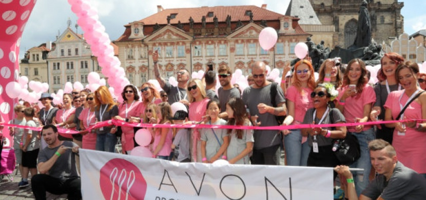 Po roce se opět NN NIGHT RUN a AVON BĚH vrací do Českých Budějovic