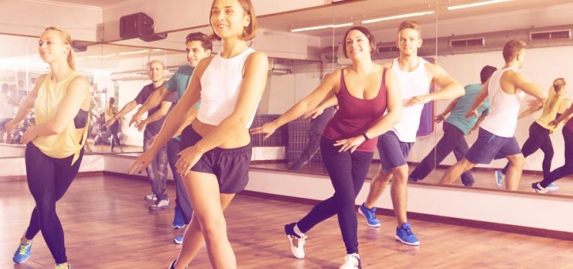 Nový hit ve cvičení? Vyzkoušejte Salsation Fitness!
