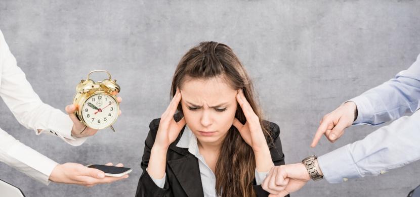 Dostihl vás v práci syndrom vyhoření?