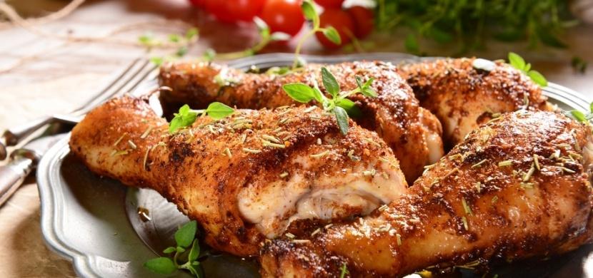Kuřecí maso v marinádě, na které vám budou stačit tři ingredience