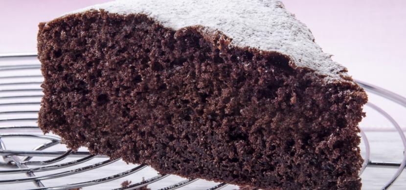 Jen dvě ingredience potřebujete a skvělý čokoládový koláč je hotový