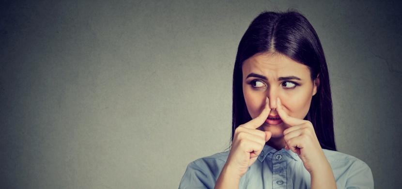 Co o vašem zdraví vypoví tělesný pach?