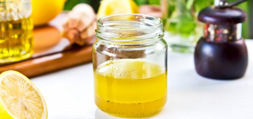 Získejte zázračný lék díky kombinaci olivového oleje a citrónové šťávy