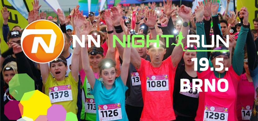 NN NIGHT RUN míří do osvědčeného Brna