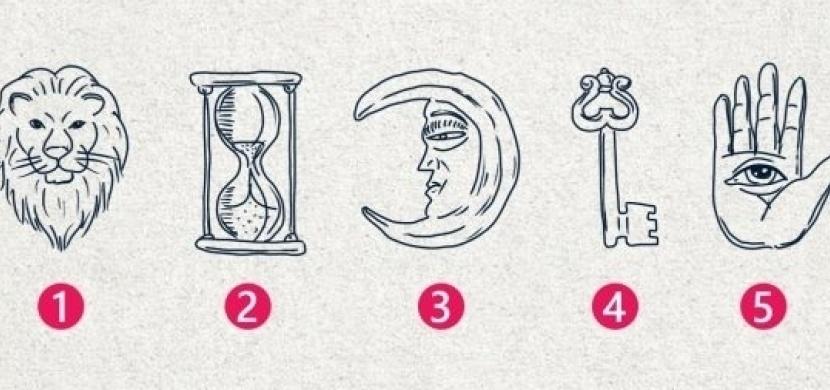 Výběr jednoho alchymistického symbolu prozradí, po čem ve svém životě toužíte nejvíce