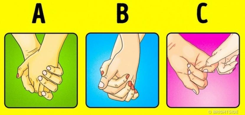 Jakým stylem se s partnerem držíte za ruce? O vašem vztahu to prozradí spoustu věci