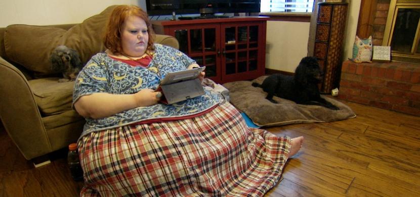 Žena zhubla za dva roky přes 200 kg. Její proměna je neuvěřitelná