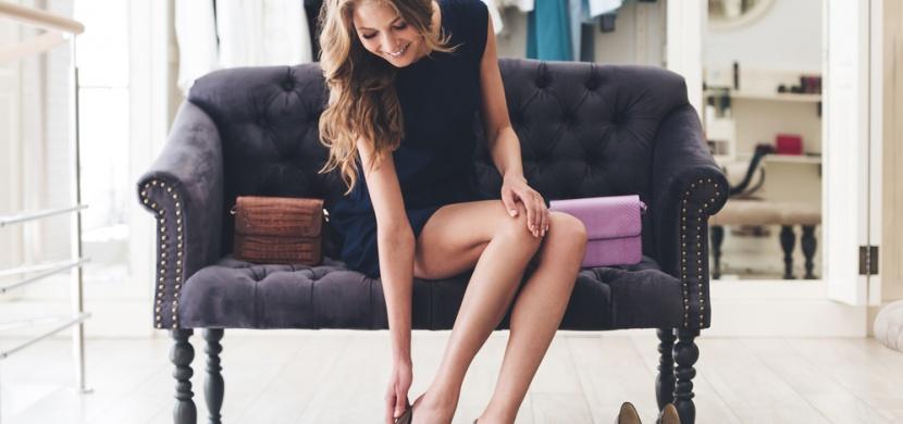 Průměrná žena si za život koupí 469 párů bot. Inspirujte se a mějte doma boty pro každou příležitost