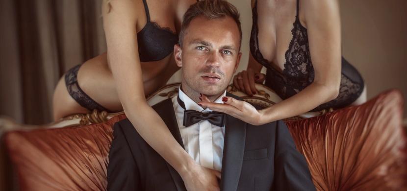 Podívejte se na sedm nejtajnějších přání mužů v sexu
