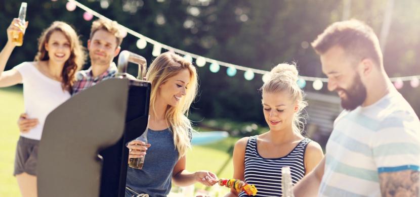 Chytré vychytávky na letní party a grilování. Inspirujte se!